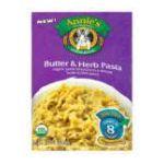 Annie's - Pasta Butter & Herb 0089836188199  / UPC 089836188199
