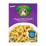 Annie's - Pasta Rotini Parmesan 0089836188205  / UPC 089836188205