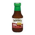 Annie's - Organic Bbq Smokey Maple Sauce 0092325000025  / UPC 092325000025