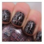 OPI - Black Shatter And Teenage Dream Nail Polish From Katy Perry Collection 0094300002017  / UPC 094300002017
