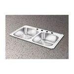 Elkay -  Elkay Kitchen Sink - 2 Bowl Celebrity CR43220 0094902004075