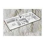 Elkay -  Elkay Kitchen Sink - 3 Bowl Lustertone LCR43220 0094902031309
