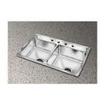 Elkay -  Elkay Kitchen Sink - 2 Bowl Lustertone LR29224 0094902039015