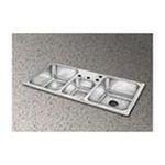 Elkay -  Elkay Kitchen Sink - 3 Bowl Pacemaker PSMR43226 0094902044071