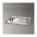 Elkay -  33 x 22 Pacemaker Single Bowl Sink 0094902044170