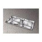 Elkay -  Elkay Kitchen Sink - 2 Bowl Celebrity STCR3322L0 0094902046686