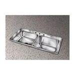 Elkay -  Elkay Kitchen Sink - 2 Bowl Pacemaker STCR3322L1 0094902046693