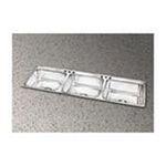 Elkay -  Elkay Kitchen Sink - 3 Bowl Lustertone LTR5422102 0094902072791