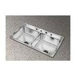 Elkay -  Elkay Kitchen Sink - 2 Bowl Pacemaker PSR33211 0094902073057