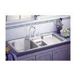 Elkay -  Elkay Kitchen Sink - 2 Bowl Gourmet Cuisine EGPI4322R2 0094902074573