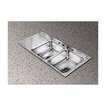 Elkay -  Elkay Kitchen Sink - 2 Bowl Lustertone ILR4822R5 0094902074948