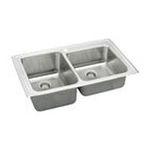 Elkay -  Elkay Kitchen Sink - 2 Bowl Traditional Gourmet LGR37222 0094902075099
