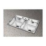 Elkay -  Elkay Kitchen Sink - 2 Bowl Lustertone LR29185 0094902075136