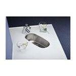 Elkay -  Lustertone Harmony 15 x 5 Undermount Single Bowl Sink - Size: 14 x 7 0094902076430