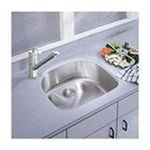 Elkay -  Lustertone 21 x 18 Undermount Single Bowl Sink Set - Bowl Depth: 7.5 0094902076515