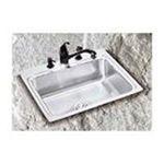 Elkay -  Elkay Kitchen Sink - 1 Bowl Lustertone LR20221 0094902119878