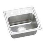 Elkay -  Elkay Kitchen Sink - 1 Bowl Lustertone LRAD1716651 0094902174594