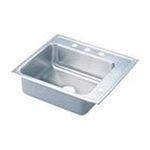 Elkay -  DRKAD222065R4 Lustertone Double Ledge Sink With 4 0094902177786