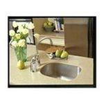 Elkay -  Elkay Lustertone Single Bowl Undermount Sink - ELU1317 0094902188119
