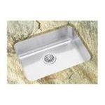 Elkay -  Lustertone Gourmet 21 x 15 Undermount Single Bowl Sink Set - Bowl Depth: 10 0094902210636