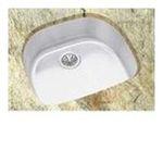 Elkay -  Lustertone 21 x 18 Undermount Single Bowl Sink Set - Bowl Depth: 10 0094902216775