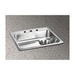 Elkay -  Elkay Kitchen Sink - 1 Bowl Lustertone LWR2522L5 0094902287157