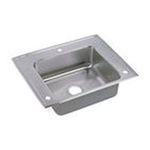 Elkay -  DRKAD282265L Lustertone Classroom Sink: 3 Holes with Left Side 0094902287386