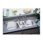 Elkay -  Elkay Lustertone Triple Bowl Undermount Sink - ELUH3920 0094902303819