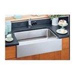 Elkay -  Elkay Lustertone Single Bowl Undermount Apron Sink w/ Reveal (29 x 19.75) - ELUHFS2816 0094902303826
