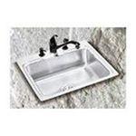 Elkay -  Elkay Kitchen Sink - 1 Bowl Lustertone LRAD221955R3 0094902311401