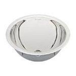 Elkay -  Round Stainless Steel Sink 0094902333021