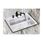Elkay -  Elkay Kitchen Sink - 1 Bowl Lustertone LRQ31224 0094902339436