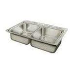 Elkay -  Elkay Kitchen Sink - 2 Bowl Lustertone LRQ33193 0094902341064