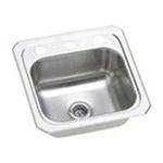 Elkay -  Elkay Bar Sink Celebrity BCR15MR2 0094902343372