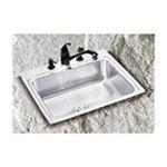 Elkay -  Elkay Kitchen Sink - 1 Bowl Lustertone LRADQ191860MR2 0094902345444