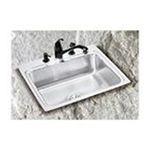 Elkay -  Elkay Kitchen Sink - 1 Bowl Lustertone LR2521MR2 0094902346465