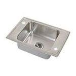 Elkay -  DRKADQ2522654 Lustertone Classroom Sink: 4 Faucet 0094902347813