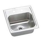 Elkay -  Elkay Bar Sink Lustertone BLRQ15MR2 0094902353593