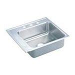 Elkay -  DRKR2220L2 Lustertone Single Bowl Classroom Sink With 2 0094902367286
