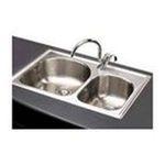 Elkay -  Elkay Kitchen Sink - 2 Bowl Elumina ECG332210R2 0094902378008