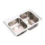 Elkay -  Elkay Kitchen Sink - 2 Bowl Elumina EG25010L4 0094902378251