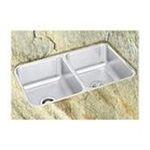 Elkay -  Dayton 8 Deep Double Bowl Stainless Steel Undermount Sink Set 0094902404110