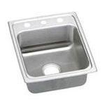 Elkay -  Elkay Kitchen Sink - 1 Bowl Lustertone LRAD172250OS4 0094902433219