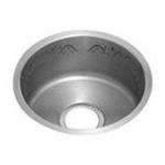 Elkay -  ELUH16FBGRK Mystic Statement 18-3/8 Undermount Single Bowl Stainless Steel Sink With 0094902453163