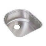 Elkay -  ELUH1716GRK Harmony Statement 20 Undermount Single Bowl Stainless Steel Sink With Garland 0094902453583