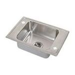 Elkay -  DRKAD2220454 Faucet with Single Bowl Sink With 4 0094902591506