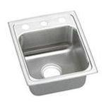 Elkay -  Elkay Kitchen Sink - 1 Bowl Lustertone LRAD1517403 0094902592879
