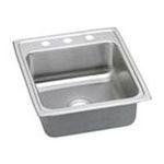 Elkay -  Elkay Kitchen Sink - 1 Bowl Lustertone LRAD202245OS4 0094902594088