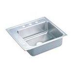 Elkay -  DRKADQ252250L4 Lustertone Classroom Sink: 4 Faucet 0094902600611