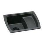 Elkay -  ELGU2218GY0 Harmony e-Granite 22 Single Basin Undermount Kitchen Sink In Dusk 0094902746722